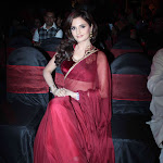 Monica Bedi, Jennifer Winget and Rani Mukerji  Look Super Hot In Sarees At The Launch Of  TV Serial Saraswatichandra