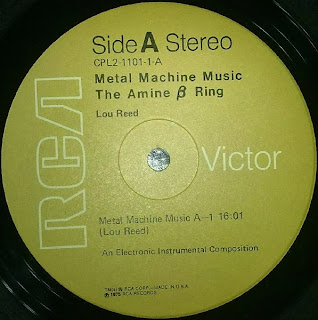 Lou Reed, Metal Machine Music, side A