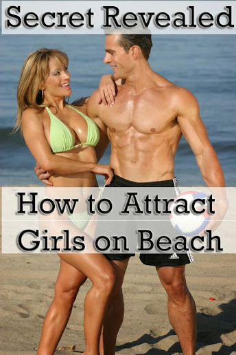 How to Attract Girls on Beach : eAskme