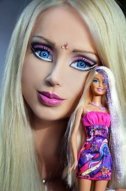 z love s entertainment blog human barbie doll valeria