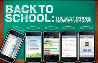 Productive Iphone Apps for School