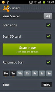Avast Free Mobile Security for Android
