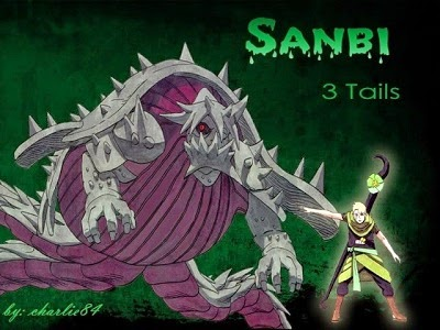 Isobu (Sanbi) si Ekor 3