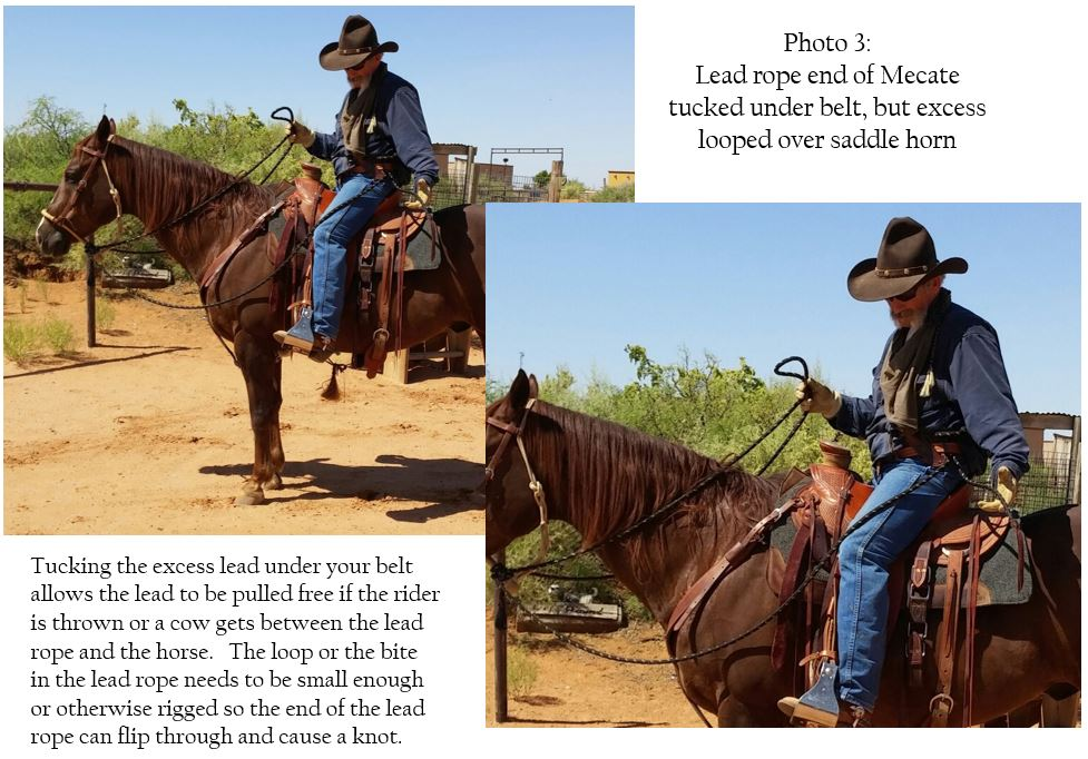 how to make rope reins
