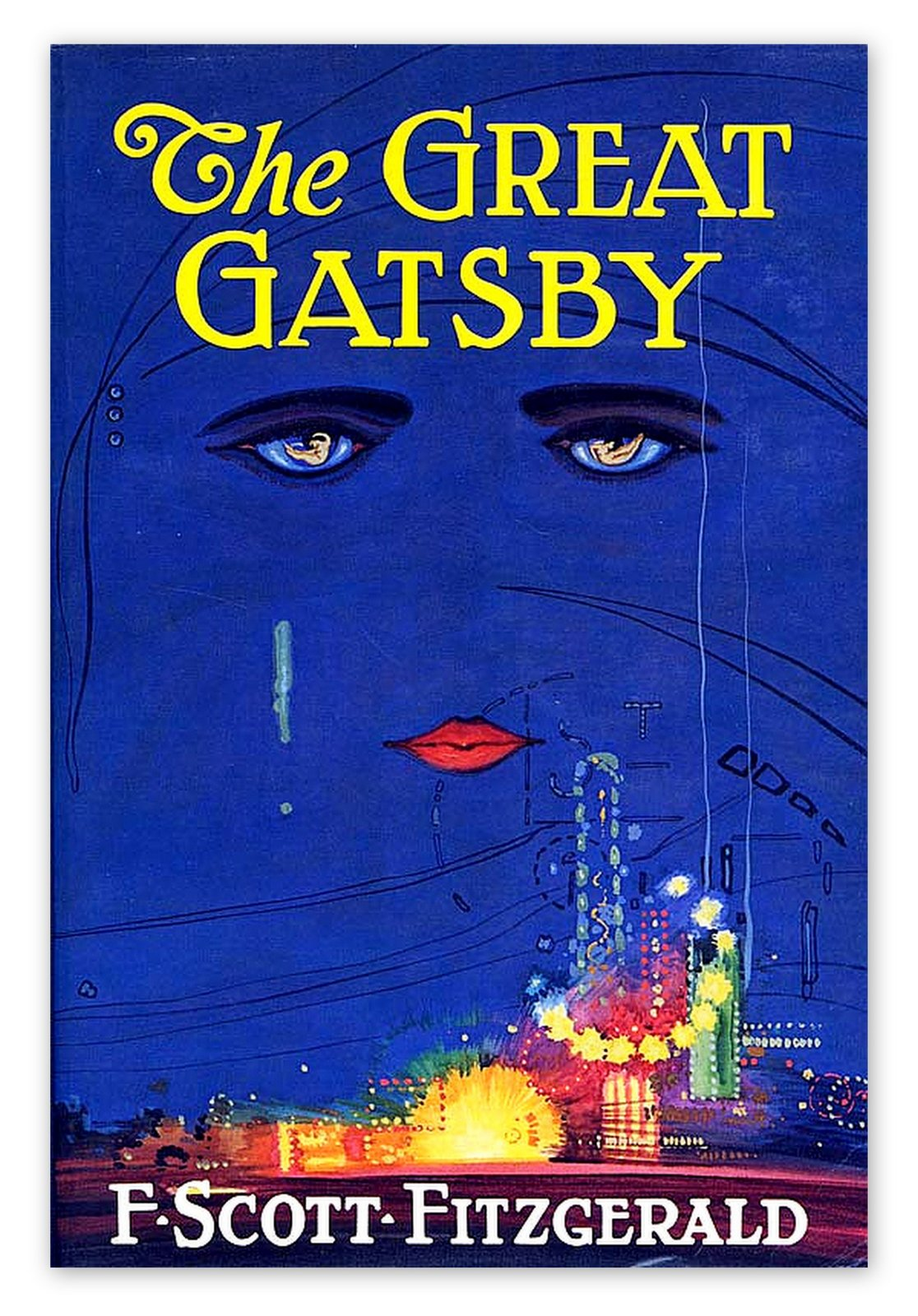 the dream of wealth in the novel great gatsby On its first publication in 1925, the great gatsby was largely dismissed as a light satire on jazz age follies today, it is acknowledged as a masterpiece: a love story, an exploration of the american dream and arguably the greatest american novel of the 20th century.