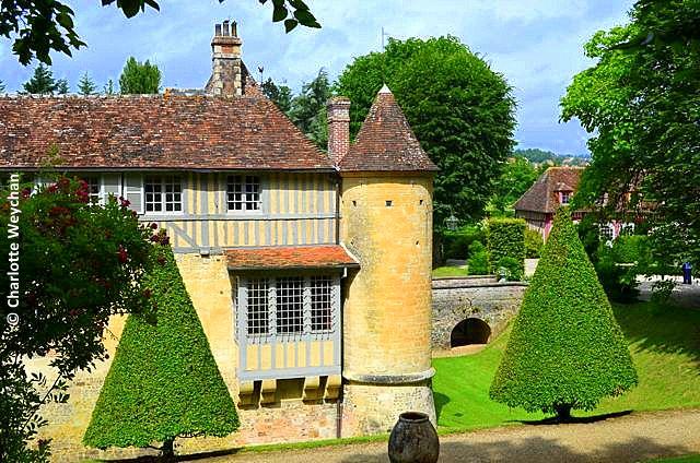 Glorious Normandy gardens - Chateau de Boutemont - a 16th century ...