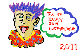 Tack till bloggen Skaparglädje