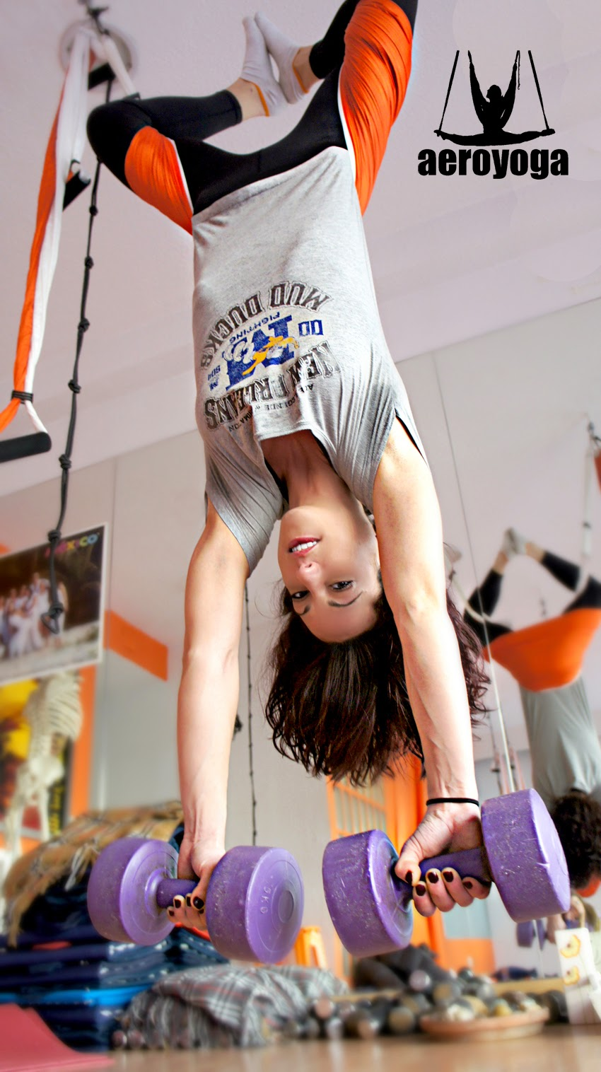 Aerial Yoga WEllness