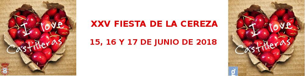 XXV Fiesta de la Cereza