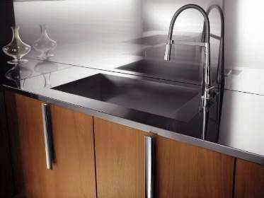Home sweet home ristrutturare casa e dintorni materiali top cucina quale fa per noi - Top cucina acciaio inox prezzo ...