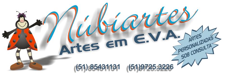 Nubiartes - Ateliêr Artes em E.V.A.