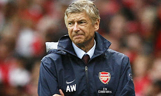 arsene finger arsenal