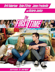 Poster Of The First Time (2012) Full English Movie Watch Online Free Download At Downloadingzoo.Com