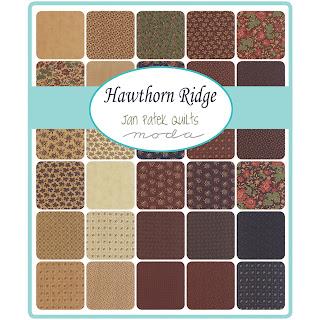 Moda HAWTHORN RIDGE Fabric by Jan Patek for Moda Fabrics