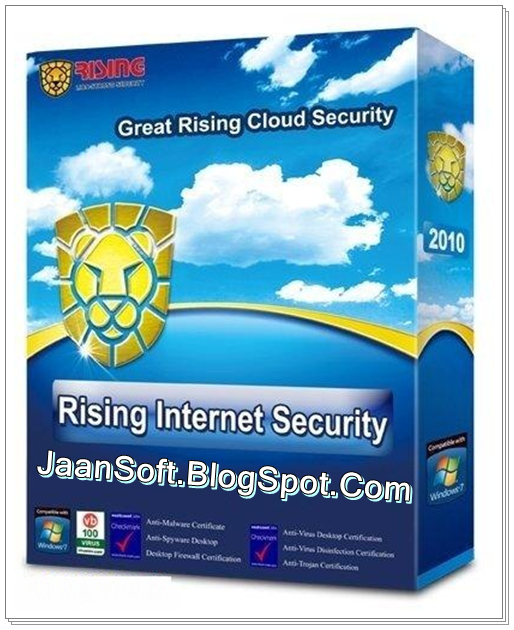 Rising Internet Security 23.01.38.37 For Windows Download