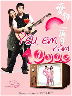 Phim Yêu Em Mười Nghìn Năm - Love You 10000 Years [Vietsub] Online