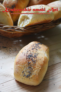 pszenne bułki domowe pieczywo