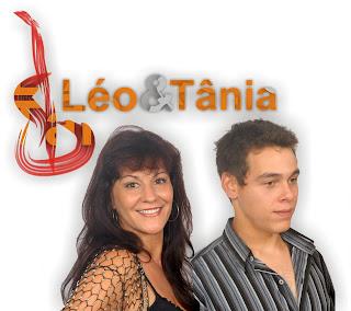 Dupla sertaneja Léo e Tânia