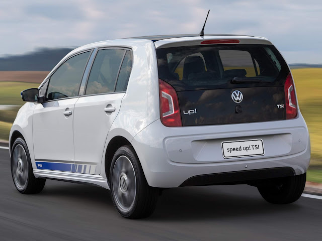 Volkswagen Speed-up!
