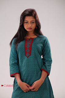 Kamna Singh Pictureshoot Gallery in Green Salwar Kameez