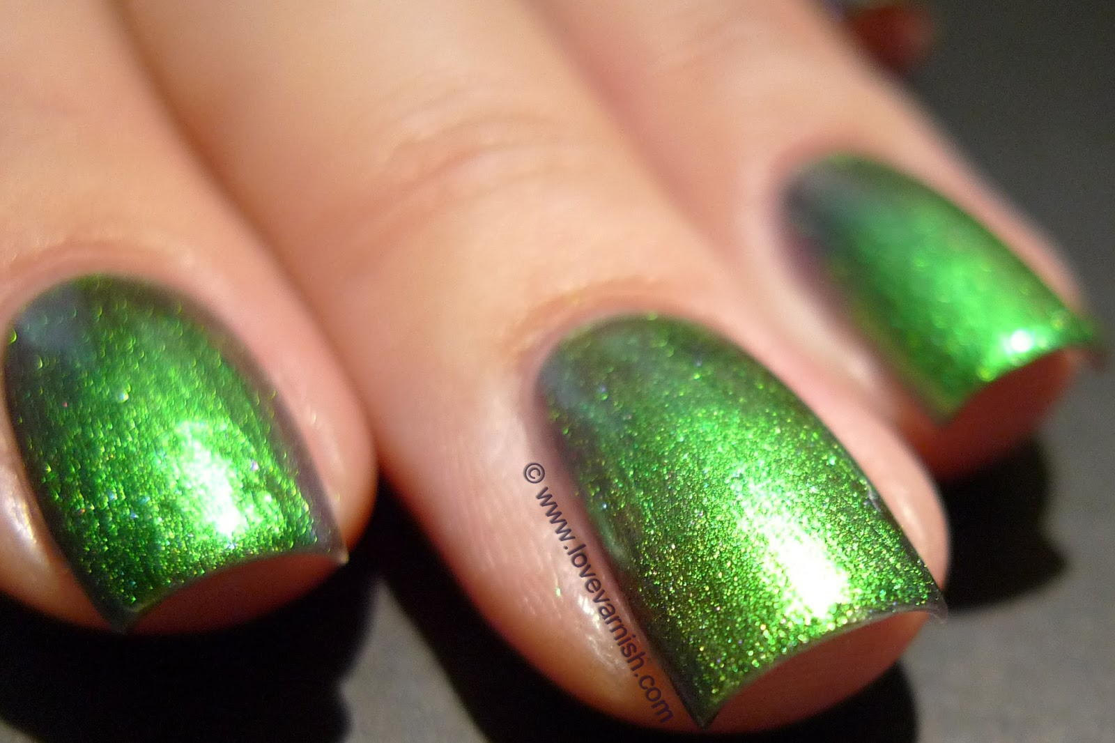 Love Varnish: I Love Nail Polish Mutagen