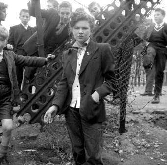Flashback Summer:  Teddy Girl Inspiration