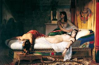 La muerte de Cleopatra