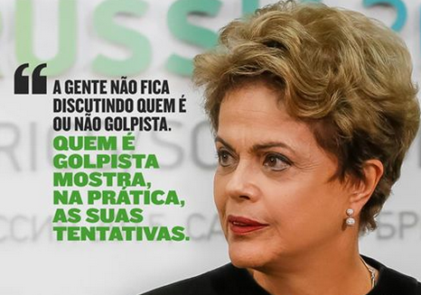 Nova eleição: Dilma prepara golpe para sexta