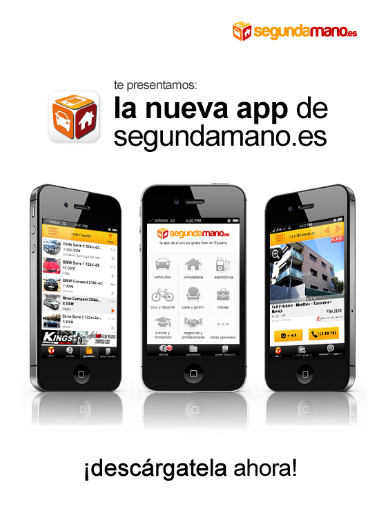 app segundamano.es iphone