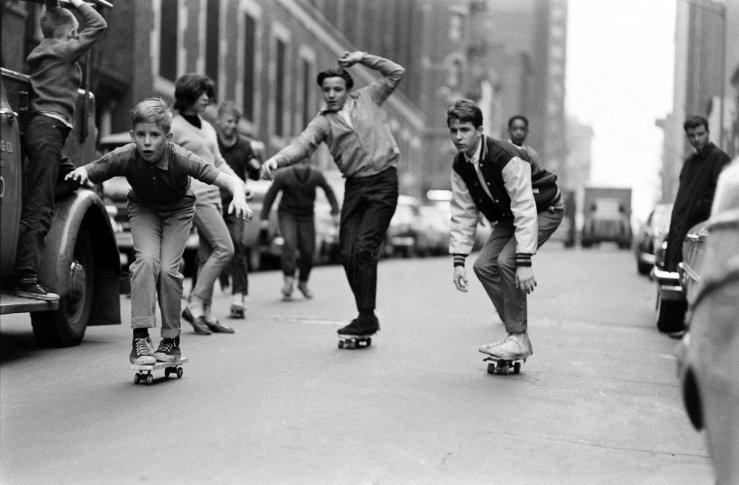 1965 Toys For Boys : Alex grant skate style