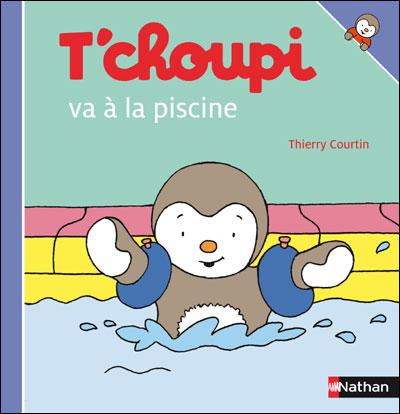 Les lectures des lapins t 39 choupi va la piscine - T choupi va a l ecole ...