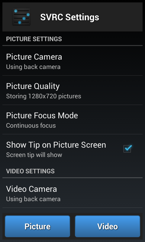 ... Recorder Camera Pro apk free download android app zero noise apps