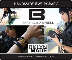 Barbara Campbell Accessories:: Jewelry and Handbags Park Slope,  Williamsburg, Gowanus, Greenpoint, Bed-Stuy, Bushwick, artists