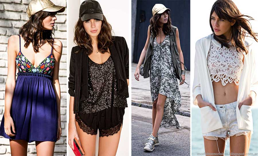 Moda 2015. Inedita moda primavera verano 2015. Moda y Tendencias en Buenos Aires 2015.