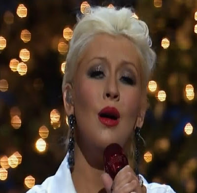 Christina Aguilera have yourself a very merry christmas 2011