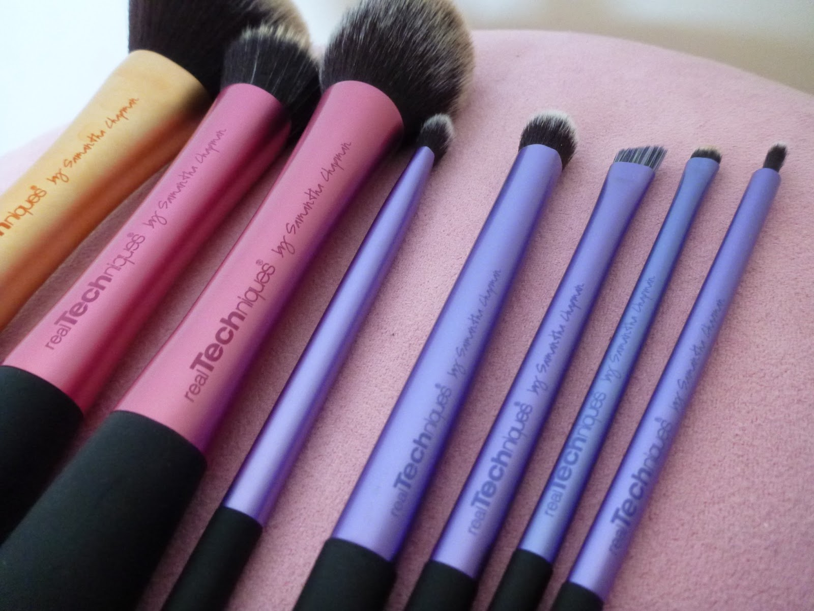 Australian Beauty Review Review Of Real Techniques Brushes