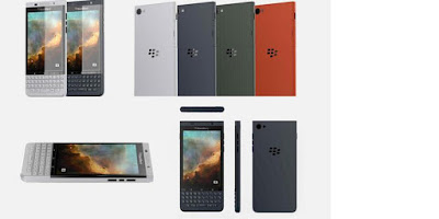 BlackBerry Android Kedua