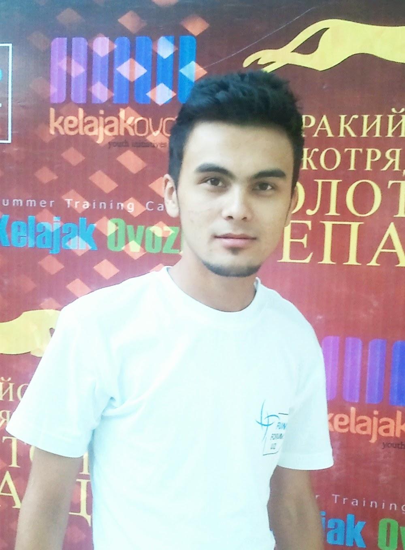Yusupov Furqat