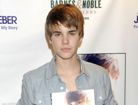 Justin Bieber on New Justin Bieber Hairstyle