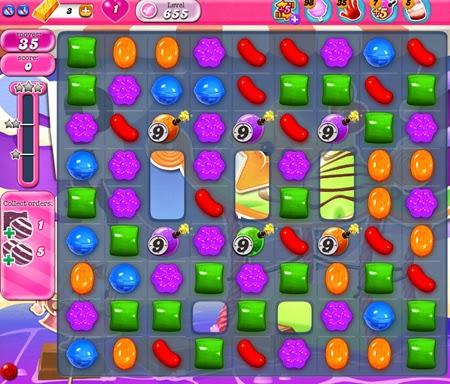 Candy Crush Saga 655