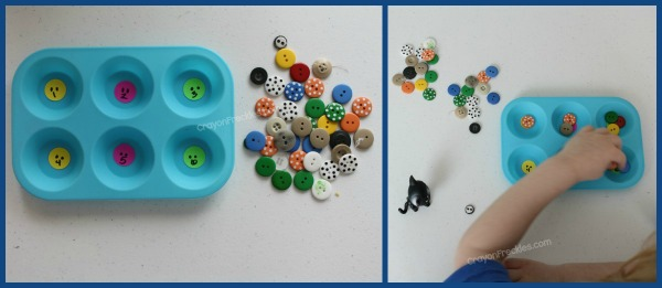 Crayon Freckles: Pete the Cat and His Four Groovy Buttons activities