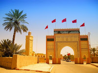 Rissani Maroko