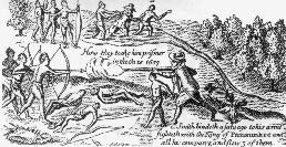 Trắng phương Tây bị giết chết: người Mỹ bản địa có nguồn gốc từ Nhật Bản Jomon, cái khác (từ các bộ lạc Powhatan).
