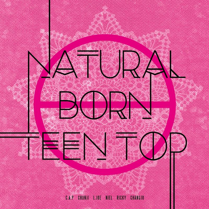Teen Top Natural Born cover