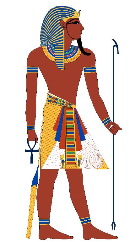 все рисунки фараонов