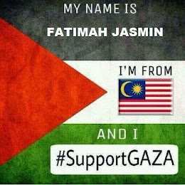 I STAND FOR GAZA