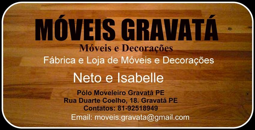 MÓVEIS GRAVATÁ