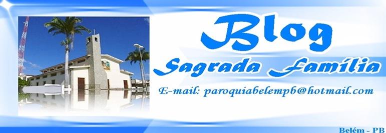Blog Sagrada Família