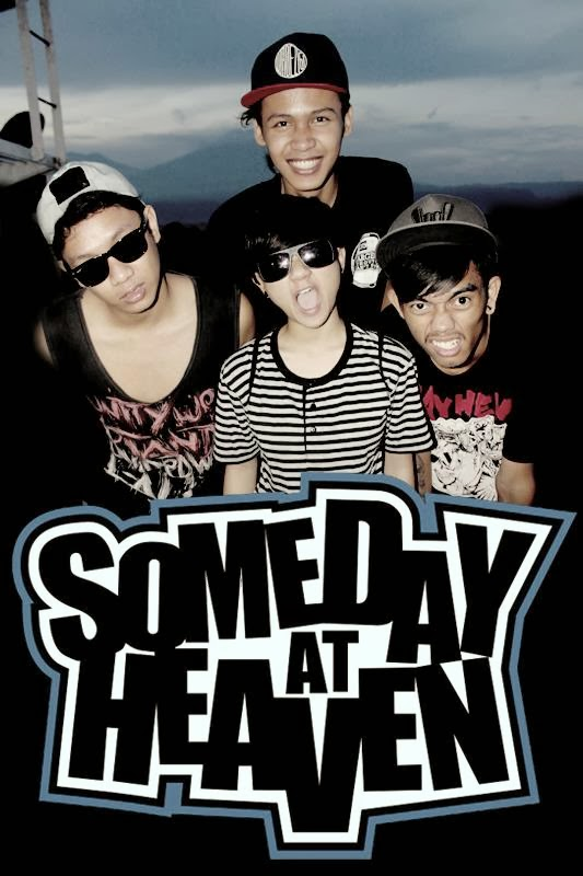 Someday At Heaven Band Pop Punk Kediri Foto Personil Logo Wallpaper