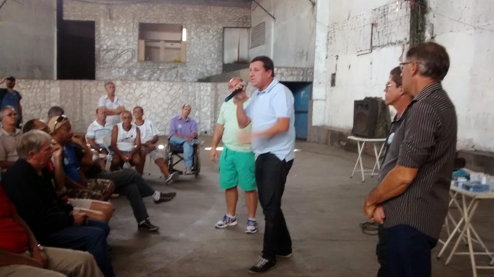 REUNIÃO 06 SET 14